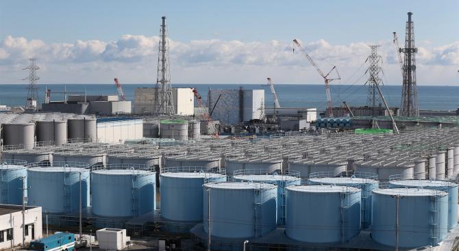 """Японското правителство предлага изпускане на вода от АЕЦ """"Фукушима"""""""