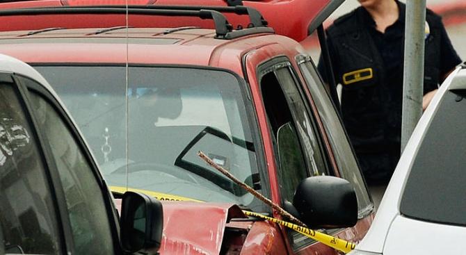 Кола удари дете на Алеята на любовта в Пловдив