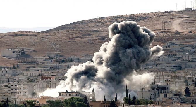 Осем цивилни са убити при руски въздушни удари в сирийската провинция Идлиб