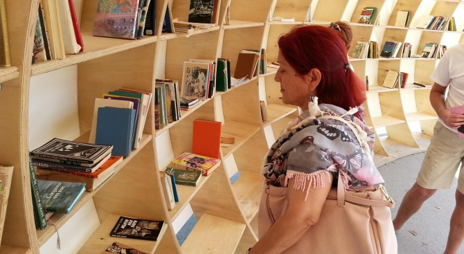 Над 2400 нови книги е получила Русенската библиотека през 2019 г.