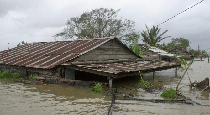 20 станаха жертвите на коледния тайфун на Филипините