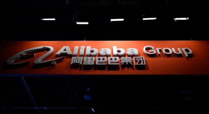 """""""Алибаба"""" води в Азия по капитализация"""