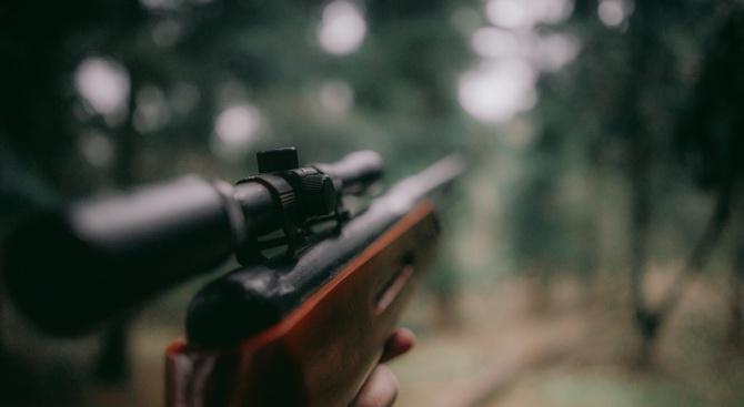 Простреляхаловец в землището на Средогрив