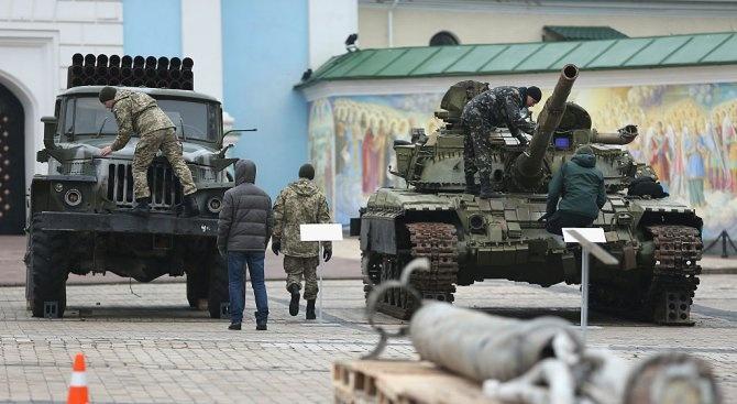 Русия и Украйна си разменят военнопленници
