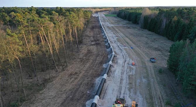 Русия и Украйна обсъждат условията на газовия транзит за Европа