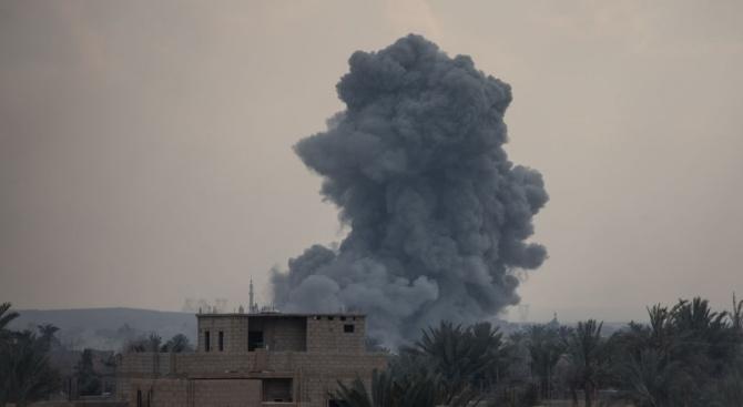 ЕС призова Дамаск и съюзниците му да сложат край на ескалацията на насилието в Сирия