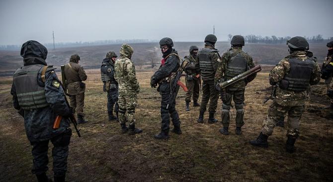 Киев и Донбас размениха пленници