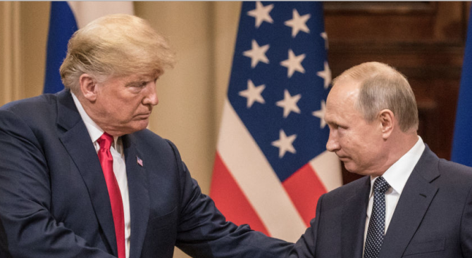 Путин благодари на Тръмп за информация, допринесла за предотвратяване на атентати