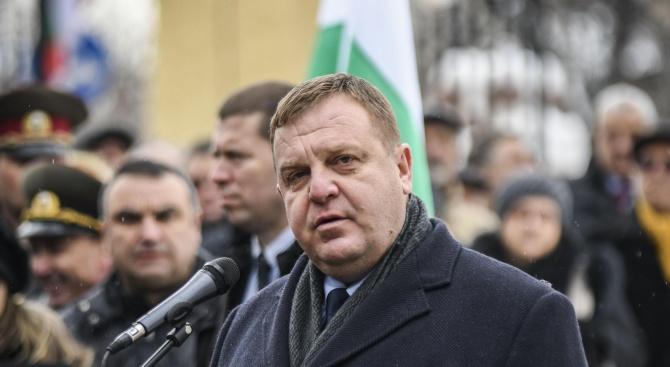 И Каракачанов с поздрав към българите за 2020-а