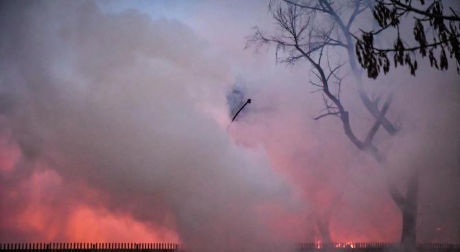 Мъж загина при пожар във вила край Раковски