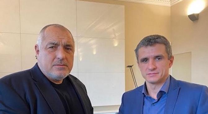 Борисов обсъди с кмета на Ботевград водоснабдяването в района