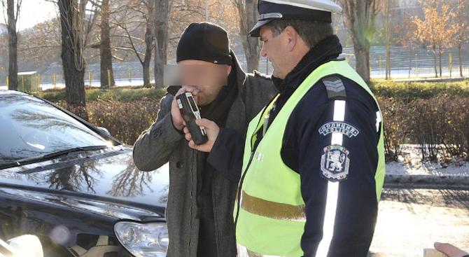 Спипаха пореден пиян шофьор, този път в Попово