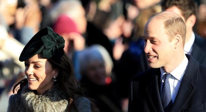 Уилям и Кейт дават награди за спасяване на планетата ни