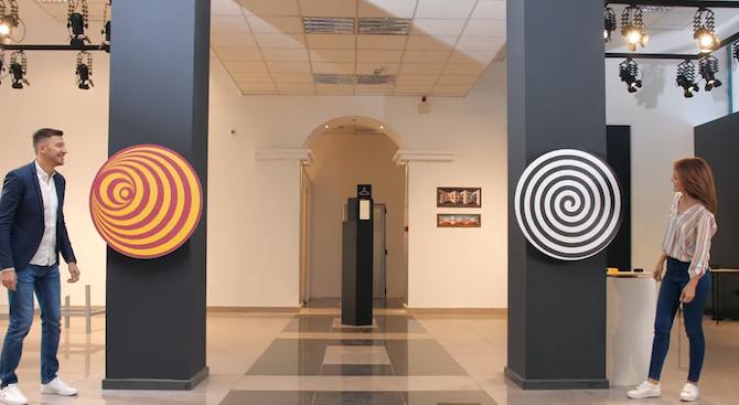 В София отвори врати Музей на илюзиите