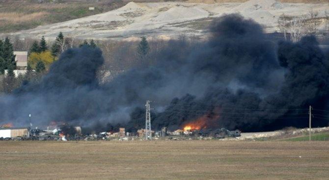 """РИОСВ-Плевен: На фирма """"Феникс Плевен"""" не са разрешени дейности по изгаряне на отпадъци"""
