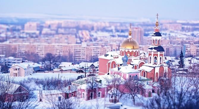 2019 г. е най-топлата в Русия, откакто се правят наблюдения