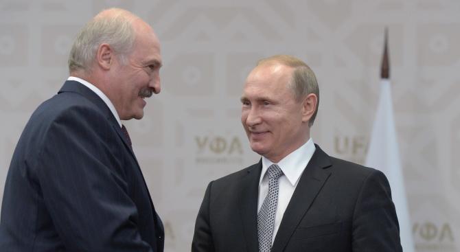 Минск ще получи петрол от Русия след президентски разговор
