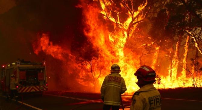 Още една жертва и шестима изчезнали при пожарите в Австралия