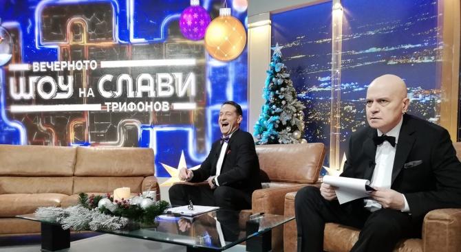Трифонов: Едно 12-годишно дете бе по-гледано от новогодишната реч на Радев