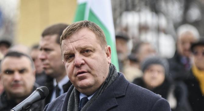 Красимир Каракачанов: Няма да спрем да браним българите в Сърбия