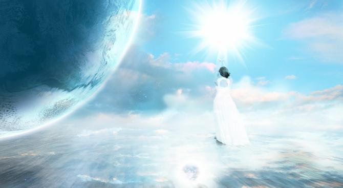 Ден загадъчен и мистичен, в който се отваря врата между земята и небето