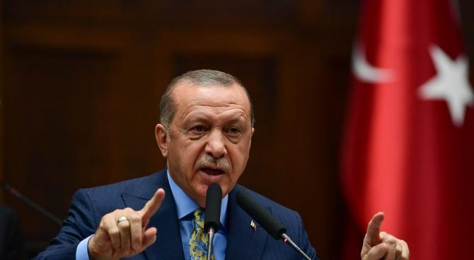 Ердоган: Турция започна да изпраща военни в Либия