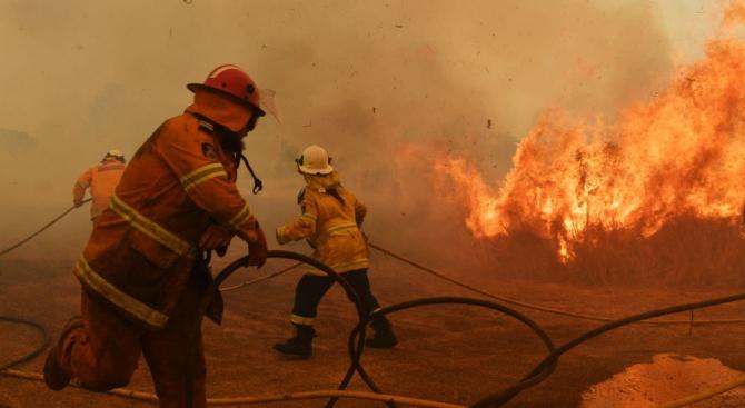 МВнР: Няма засегнати и застрашени българи при горските пожари в Австралия