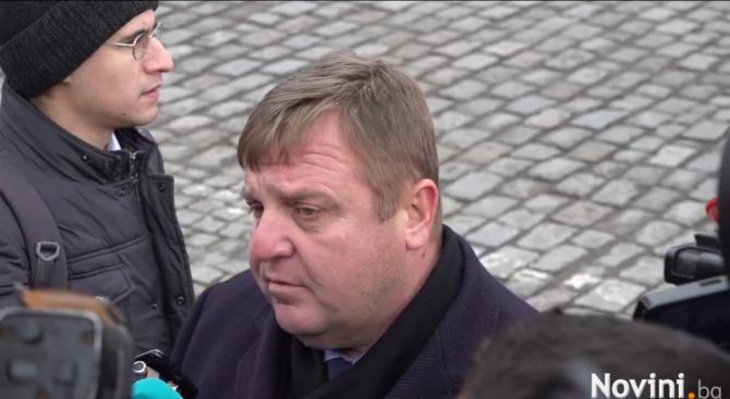 Каракачанов: В последно време Сърбия не спазва политика на добросъседство към нас