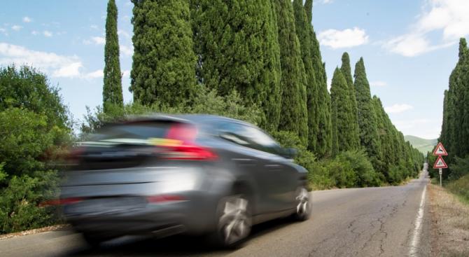 Колко ще трябва да плати българин за превишена скорост в Германия?