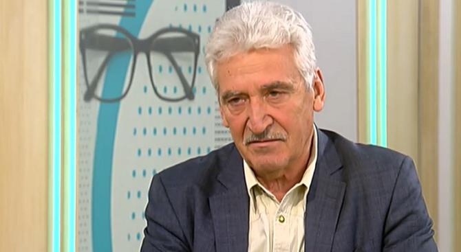 Красимир Велчев: Няма как да се очаква оставка на правителството