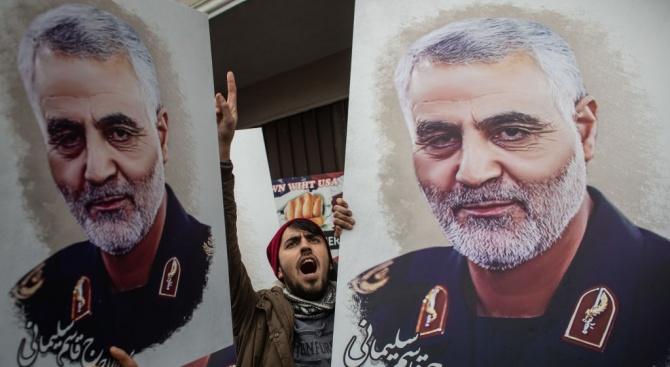Журналист: Ликвидирането на Солеймани беше пряка демонстрация на американска мощ