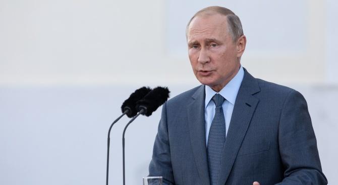 Ето какво направи Путин в Дамаск