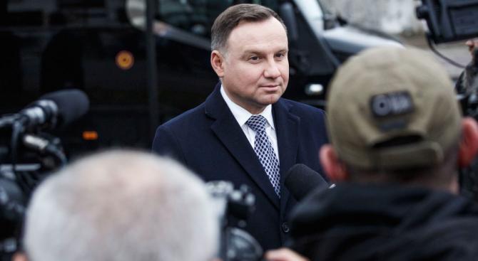 Полският президент се обиди на Израел и отказа участие на събитие за Холокоста