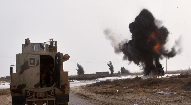 Няма пострадали българи в Ирак при ракетните удари