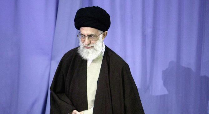 Иран: Шамаросахме САЩ