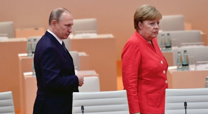 Кремъл разкри свързана ли е визита на Меркел в Русия с убийството на Солеймани