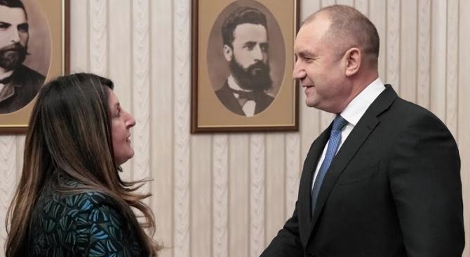 Румен Радев обсъди с Херо Мустафа българското домакинството на важна среща