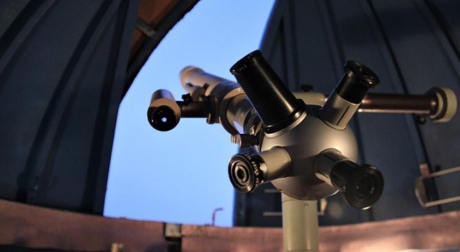 Морска астрономическа обсерватория бе открита във Висшето военноморско училище във Варна