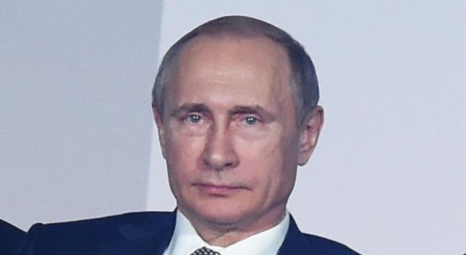 Владимир Путин: Русия да стане още по-силна морска държава