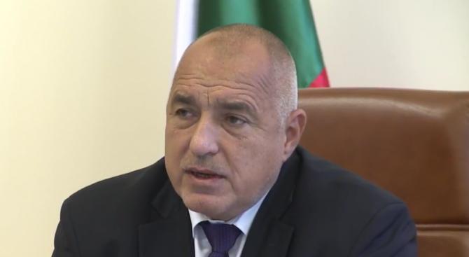 Бойко Борисов ще се срещне с представители на протестиращите превозвачи