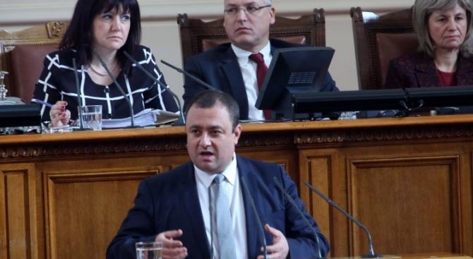 Иван Иванов от БСП: Нено Димов е бушон!