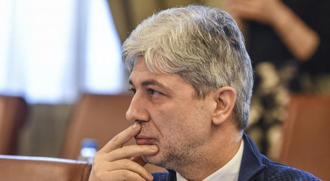 Нено Димов подаде оставка