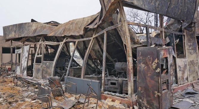 Пробитата вагон-цистерна при инцидента в Хитрино не е била годна за експлоатация