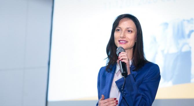 Комисар Мария Габриел: Важно е да инвестираме в творческото мислене и креативността на младите хора