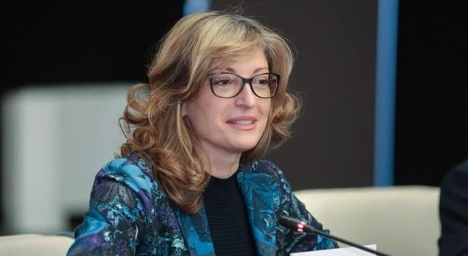 Захариева разкри какво се очаква от ОП след оставката на Нено Димов