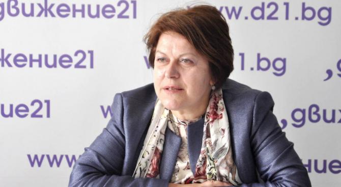 Татяна Дончева: В ареста на Нено Димов има поръчка