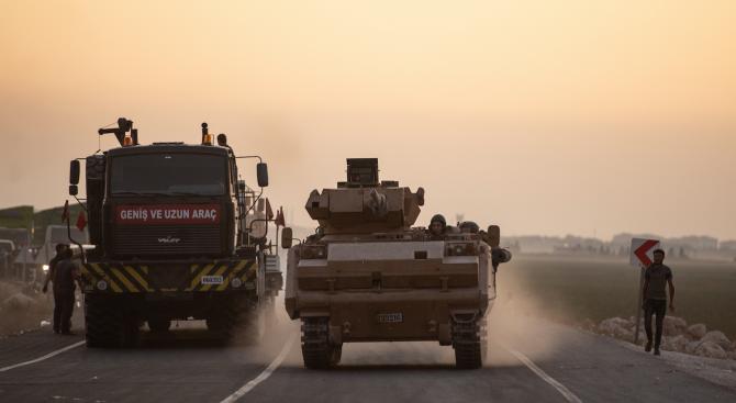 Турция: Режимите на прекратяване на огъня в Идлиб и в Либия се спазват
