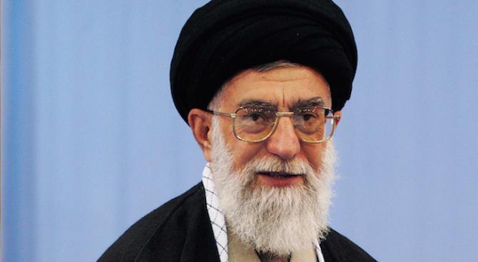 Хаменей призова за засилване на отношенията между страните от региона на Персийския залив