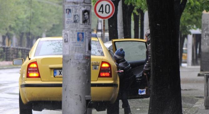 Масирана акция срещу нерегламентираните таксита тече в Пазарджик