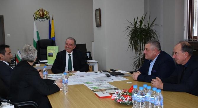 Турският консул в Пловдив: Асеновград има голям потенциал за икономическо развитие